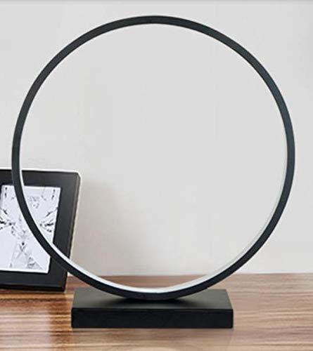 Lámpara de mesa Lámpara de escritorio Posmoderna minimalista Moda Personalidad dormitorio de la lámpara cabecera del escritorio Tabla creativo Lámpara del art déco Luz de escritorio que cuida los ojos