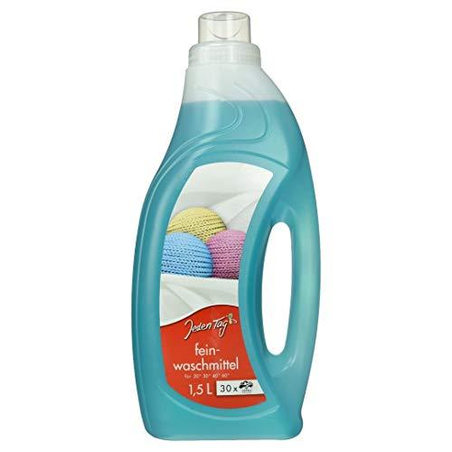 Jeden Tag Feinwaschmittel, 30 Waschladungen