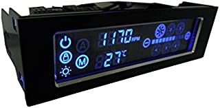 GELID SOLUTIONS SpeedTouch 6 LED Fan Controller with Touch Screen for 6 x 30W Channels