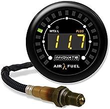 Innovate Motorsports MTX-L Plus Digital AirFuel Ratio Gauge Kit 8 ft w/O2 Sensor