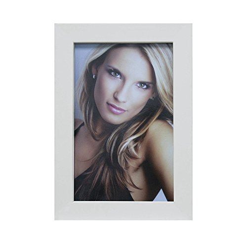 Kapos Porta Retrato, 10x 13 cm, Branco (imagens variadas)