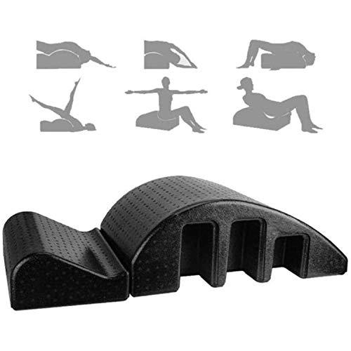 LIUYULONG Wirbelsäulenunterstützer Pilates Wirbelsäule Yoga Massage Bett Kyphose Korrektur Pilates Maschine Wirbelsäule Ausrichtung Rücken Schmerzlinderung