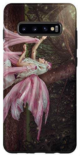 Galaxy S10+ Enchanted Magical Fairy Angel Phone Case Case