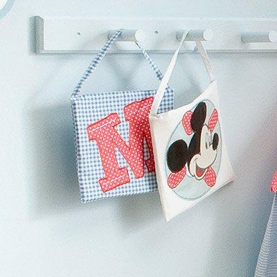 Disney Mickey Sailor Lot de 3 décorations murales