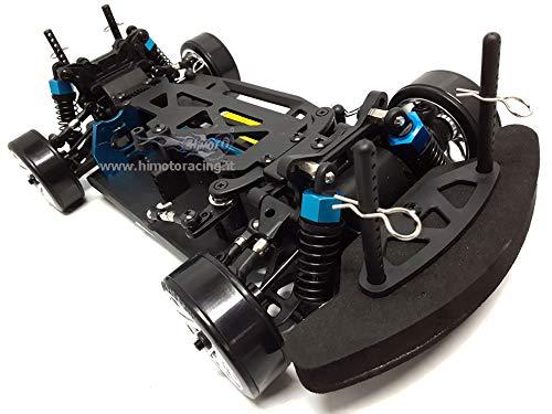 Himoto Drift 1/16 4wd con Meccanica Completa (sprovvista di Elettronica)