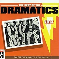 The Best of the Dramatics by The Dramatics (1991-07-01)