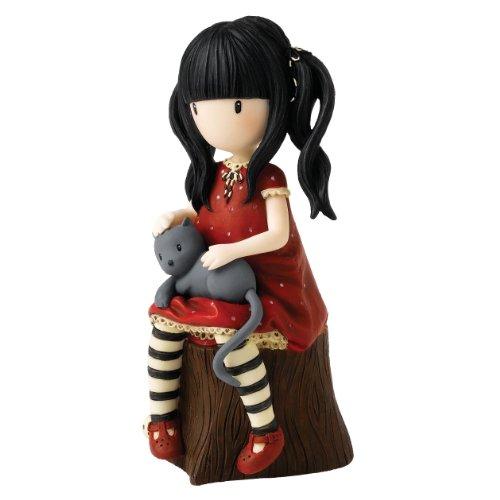 Beatrix Potter A26473 Figurina Gorjuss, Ruby Resina, Lavabile a Manno, per 1 Anno, 9.5 cm