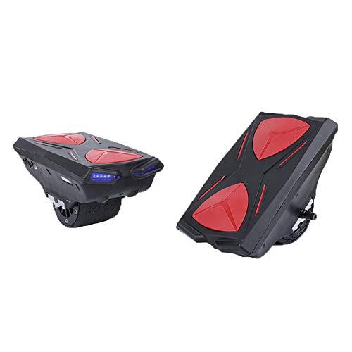 YLFGSLEP Patines Eléctricos, Luces LED De Colores Potente Motor Dual De 250...