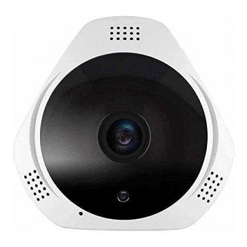 Bravo Major IP-Sicherheitskamera für Innenbereich, kugelförmig, Decke/Wand, 960 x 960 Pixel