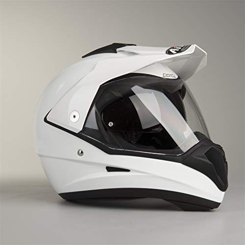 Airoh S5 COLOR WHITE LARGE HELMET*