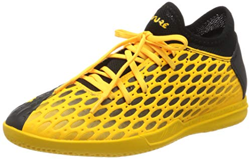 Puma Herren Future 5.4 It Laufschuhe, Gelb (Ultra Yellow Black), 41 EU