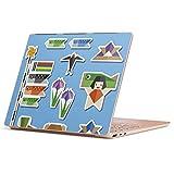 Surface Laptop Go 専用 スキンシール サーフェス ラップトップ ゴー ステッカー カバー ケース フィルム アクセサリー 保護 014625 こどもの日 鯉のぼり