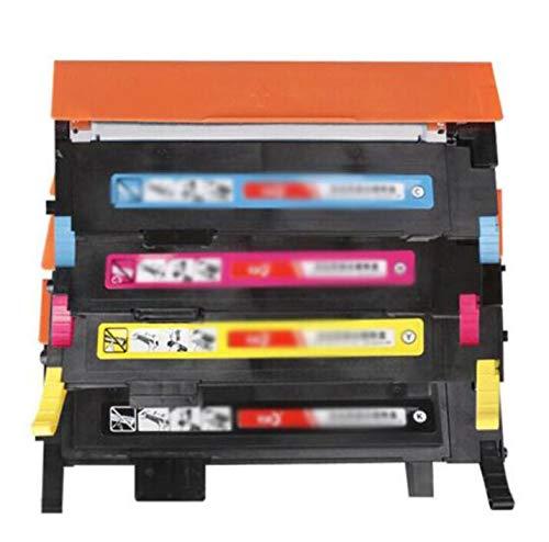 Compatibel met Samsung K406S Color Toner Cartridge CLP-360 365W CLX-3305 3306FN Toner Cartridge Printer Cartridge 4colors