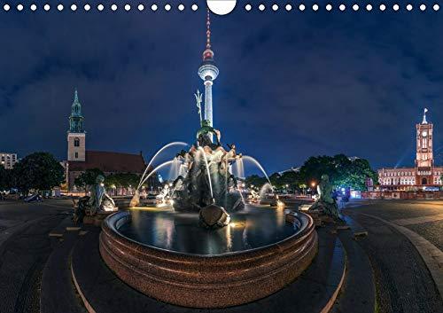 Berlin - Sichtweisen auf die Hauptstadt (Wandkalender 2020 DIN A4 quer): Eine Reise durch die Hauptstadt mit all ihren faszinierenden Facetten (Monatskalender, 14 Seiten ) (CALVENDO Orte)