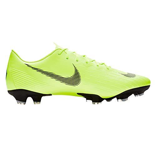 Nike Vapor 12 Pro Fg - volt/black, Größe:7