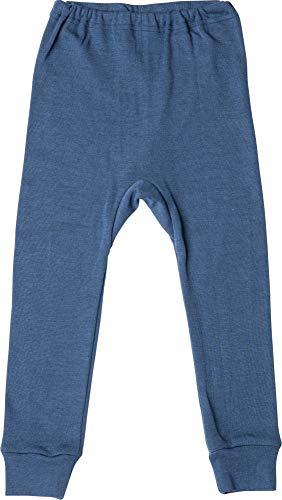 Cosilana Lange Unterhose Wolle/Seide 116 Uni Marine 08
