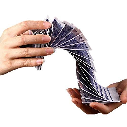 マジック トランプ カードスプリングトランプ フルデックデック 滝カード ウォーターフォールトランプ 手品...