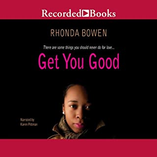Get You Good audiobook cover art