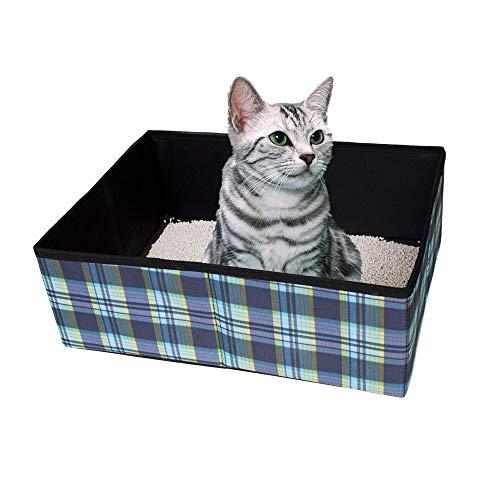 Maomaogougou huisdier benodigdheden opvouwbare kat nestkast - waterdichte stof huisdier nestlade vervoerder voor reizen camping huis lichtgewicht en gemakkelijk schoonmaken