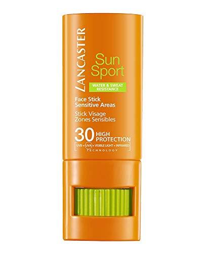 Lancaster Sun Sport Face Stick SPF30 - Sonnenstift, 1er Pack (1 x 9 g)