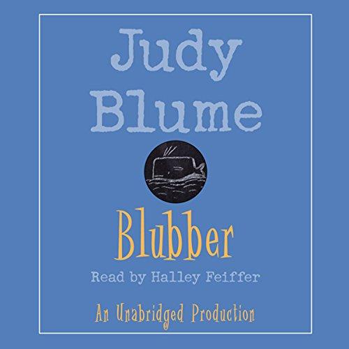 Blubber cover art