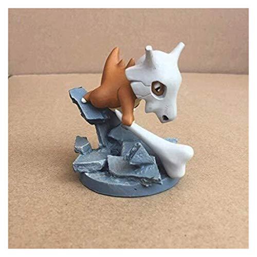 LHAHGLY Pokemon Modell Spielzeug Handwerk Dekoration 5,9 cm Pokemon Modelle Plüsch Spielzeug