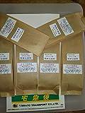 【エカワ珈琲店の自家焙煎コーヒー豆/宅急便】お試し自家焙煎コーヒー豆セット(粉にして)、100g×6銘柄