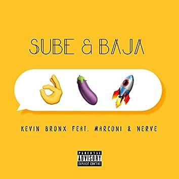 Sube y Baja (feat. Marconi & Nerve)
