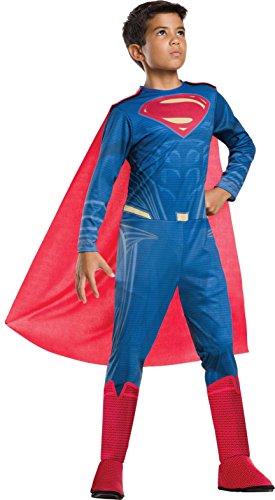 Rubie's Justice League Child's Superman Costume, Medium