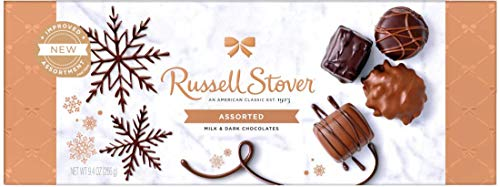 image of Russell Stover Assorted Milk & Dark Chocolates