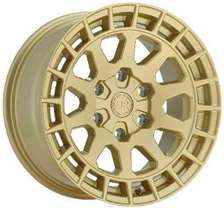 "4-Black Rhino Boxer 18x8.5 5x5/5x127-24 Gloss Gold Wheels Rims 18"" inch"
