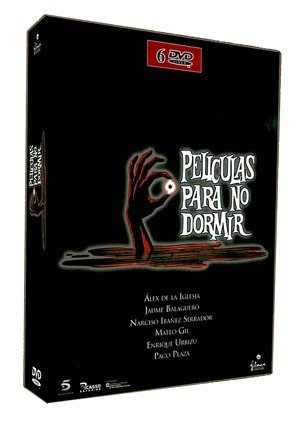 Pack: Películas Para No Dormir [DVD]