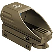 DD DAGGER DEFENSE DDHT -Combat Vet Owned Company- Series red dot Optic-Reflex Sight-Combat Vet Owned Company- for Sighting and Sport (tan)