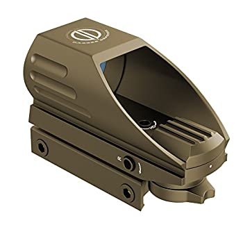 -Combat Vet Owned Company- DDHT Series red dot Optic-Reflex Sight-Combat Vet Owned Company- for Sighting and Sport  tan