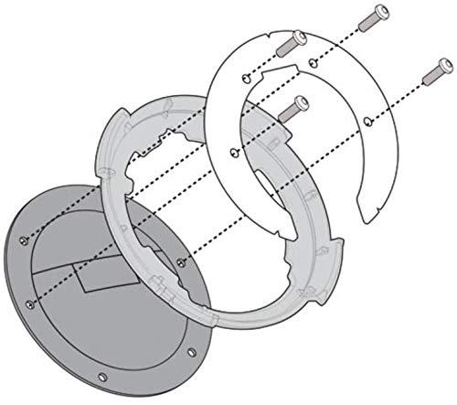 Givi BF23 Fijación Lock Mochilas de Depósito