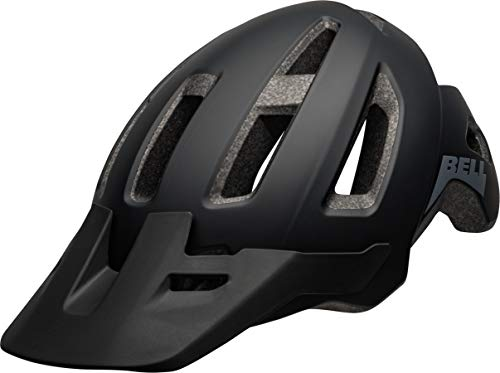 BELL Nomad, Casco Unisex, Matte Black/Gray, One size