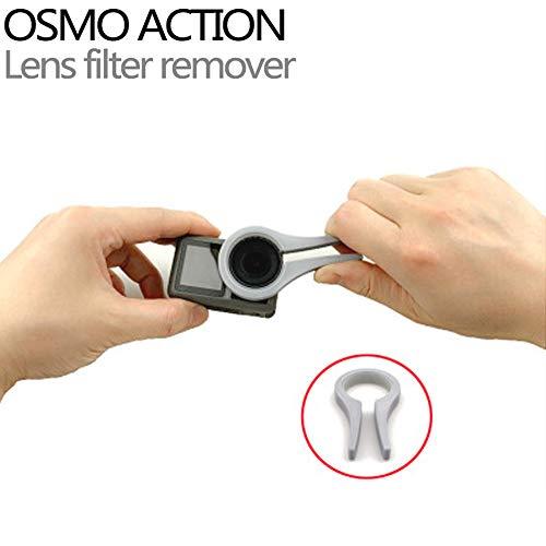 Linghuang Kamera Objektiv Filter Entferner für DJI Osmo Pocket - Demontage Werkzeug zum Festziehen