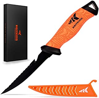 KastKing Fillet Knife, Razor Sharp G4116 German...