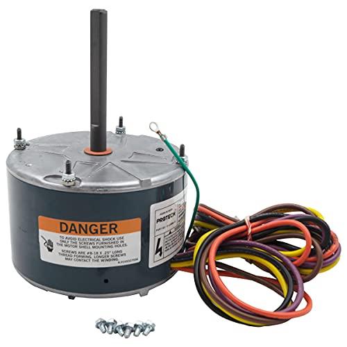 Supplying Demand 51-23055-11 HVAC Condenser Motor 1/5 HP 1 Phase 1 Speed 208/230V 1075 RPM