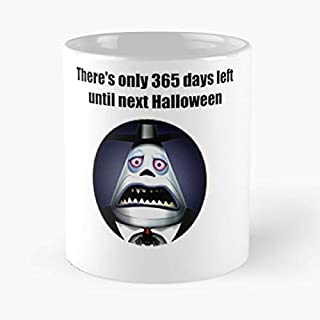 Halloween The Nightmare Before Christmas Tim Burton Mayor 11 oz Mug Best gifts for Halloween holidays