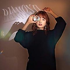 瀬川あやか「DIAMOND」の歌詞を収録したCDジャケット画像
