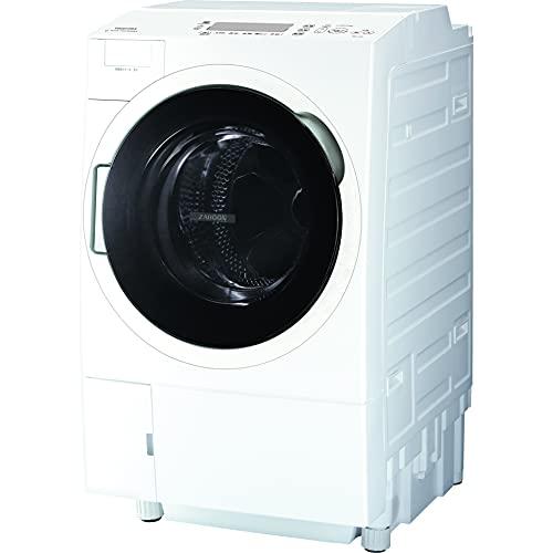 東芝 ドラム式洗濯機 洗濯11kg 乾燥7kg ウルトラファインバブル洗浄W ヒートポンプ除湿乾燥 左開きタイプ TW-117V9L-W グランホワイト
