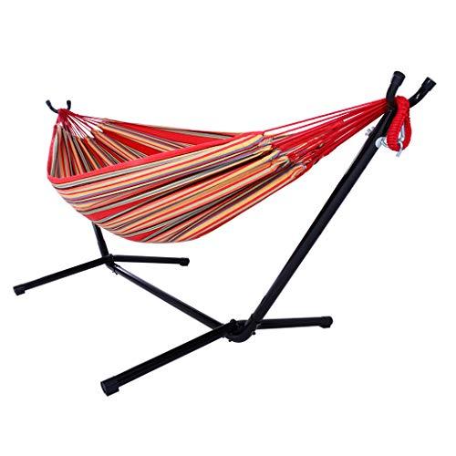 Portable Outdoor Hangmat met houder houder tas voor Outdoor Beach Camping en binnen