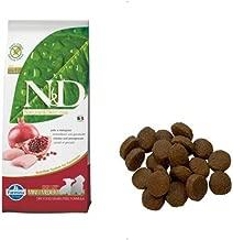Farmina Natural & Delicious Chicken Grain-Free Small & Medium Breed Puppy Formula Dry Dog Food 26.5 Lbs