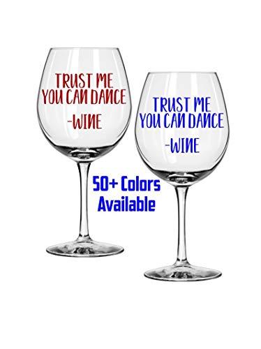Grappige wijn stickers etiketten voor wijnglazen wijn glas champagne glas sticker grappige wijn sticker op maat sticker wijnglas label