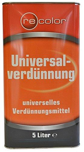 ReColor Universalverdünnung 5 Liter