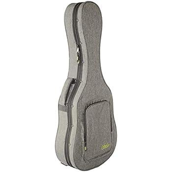 Estuche Guitarra Clásica Superior CIBELES, Foam, (Gris Claro ...