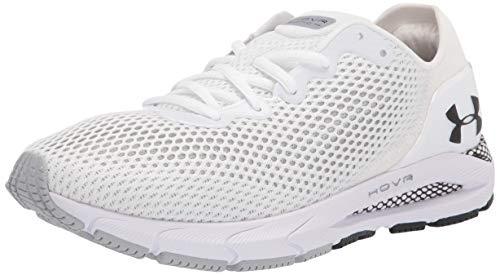 [アンダーアーマー] Run UAホバー ソニック 4(ランニング/MEN) メンズ White/White/Black 28.0