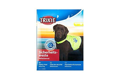 Trixie 30083 Sicherheitsweste für Hunde, L: 64–81 cm