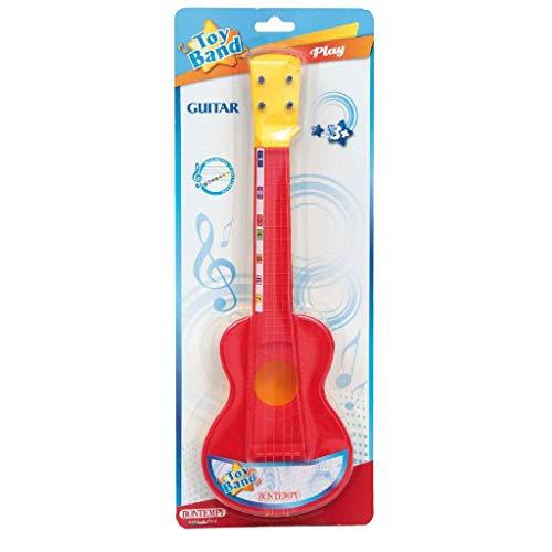 Bontempi 20 4042 Klassische Gitarre mit 4 Nylon-Saiten
